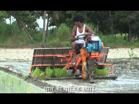 Modernising Agriculture - Machinery for Conservation Agriculture
