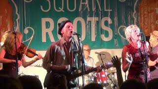 The Mekons - Memphis Egypt LIVE @ Square Roots Fest Chicago 2015