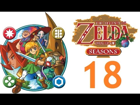 18 l Vom Eisenkessel zum Giftpilz l The Legend Of Zelda: Oracle Of ...