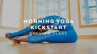 Energizing Morning Yoga Flow with Koya Webb