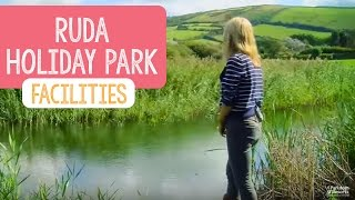 Facilities at Ruda Holiday Park