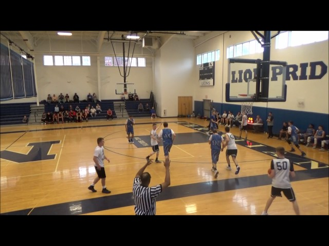 Game Highlights Boys' AAU: Cap City Scrappers vs NE Spartans