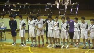 卒業・十和田ユースハンドボールクラブ