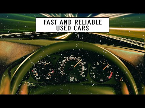 Fast and Reliable Used Cars for Less Than $15K: Window Shop with Car and Driver