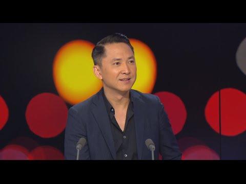 Pulitzer Prize-winning novelist and Vietnam war refugee Nguyen on US identity