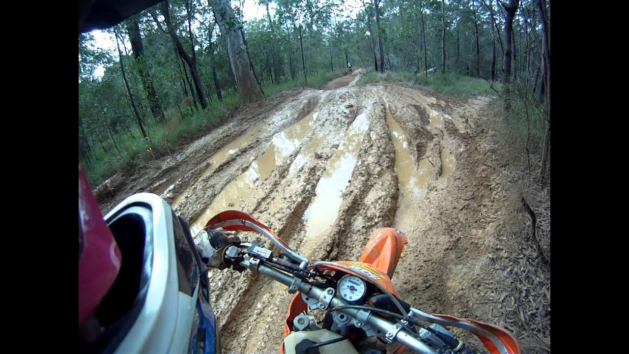 Download GoPro on KTM 200 EXC