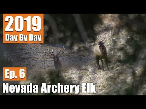 Nevada Bugle Fest | 2019 Nevada Elk With Scott Jones (Ep. 6)