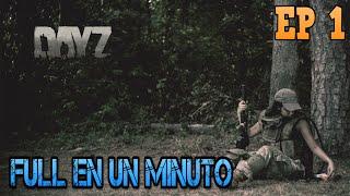 DayZ SA - De bambi a full equip en un minuto EP 1