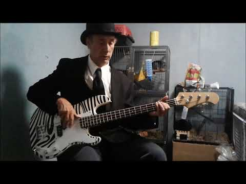 Hash Pipe bass cover - Alenz Frenz 'Watch and Learn Volume 34'