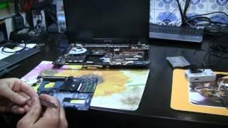 Интересный случай. Как жёсткий диск убивал БИОС (BIOS). Пост код 32.(Интересный случай. Как жёсткий диск убивал БИОС (BIOS). Пост код 32. Принесли на ремонт Laptop Samsung. При включении..., 2015-11-14T17:07:38.000Z)