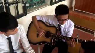 Tạm Biệt Nhé - guitar cover - demo