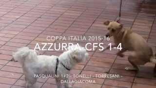 AZZURRA CF SÜDTIROL DAMEN 1 4 Coppa Italia