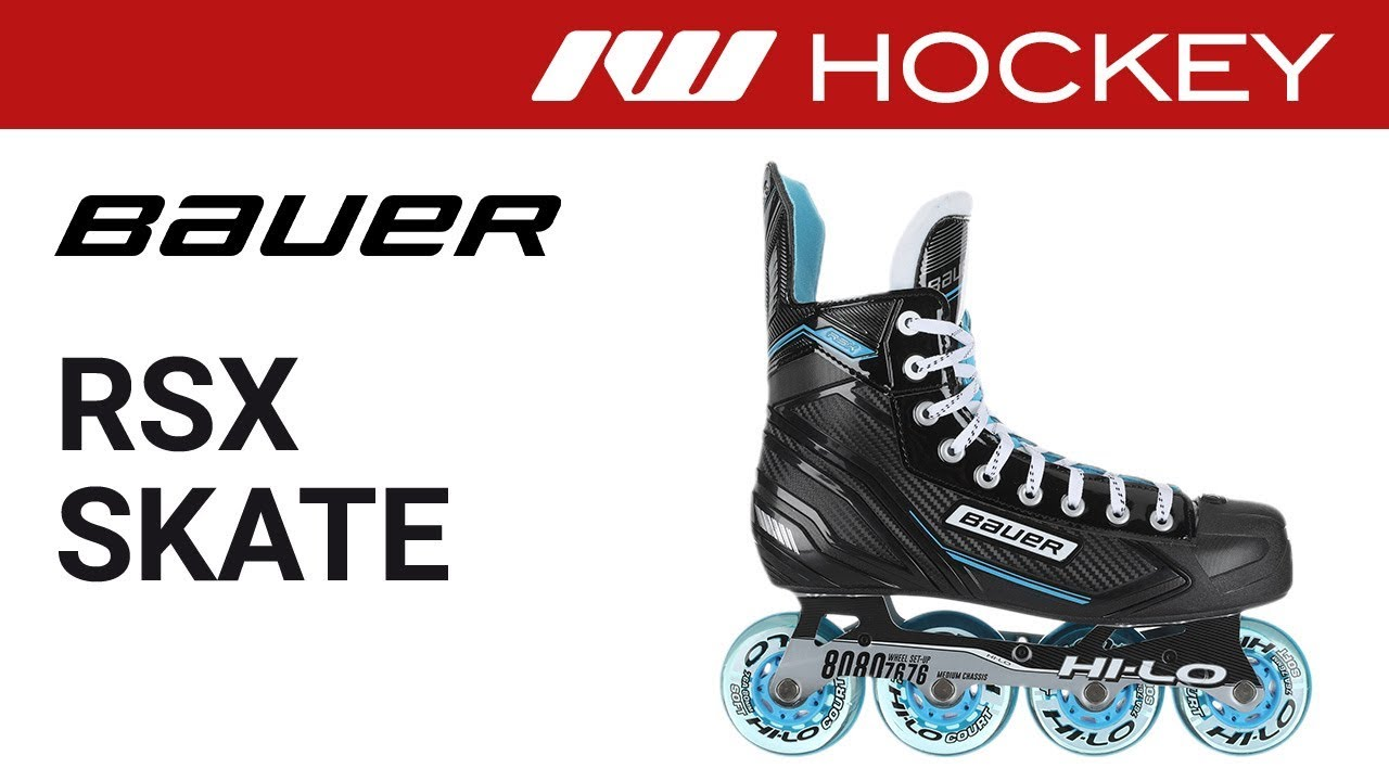 Bauer Rsx Skate Review Youtube