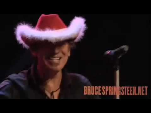 Bruce Springsteen - Santa Claus Is Comin' To Town - 2007