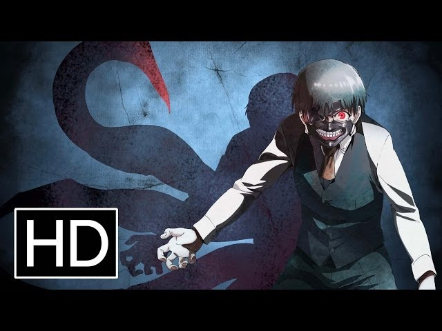 Tokyo Ghoul - AnimeLab Trailer