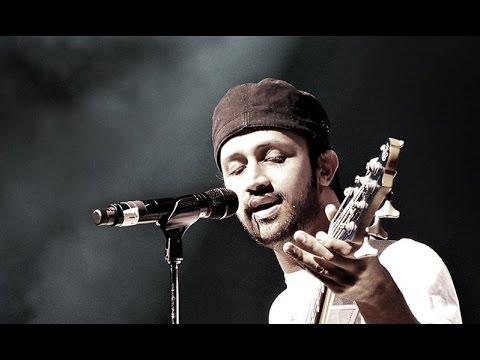 Gulabi aankhen jo teri dekhi - Unplugged cover by Atif Aslam.