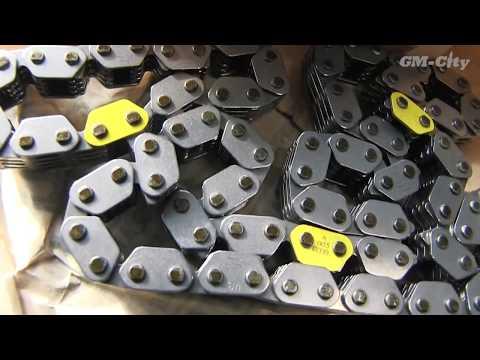 Замена цепей ГРМ на Chevrolet Captiva 3.2 - часть 2