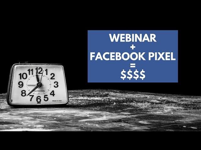 Hoe de Facebook Pixel installeren in Webinarjam op nog geen 4 minuten