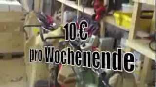 Special: Weihnachten 2014 Parkettschleifmaschine leihen mieten in Berlin
