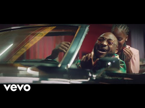 Смотреть клип Davido, Chris Brown - Blow My Mind
