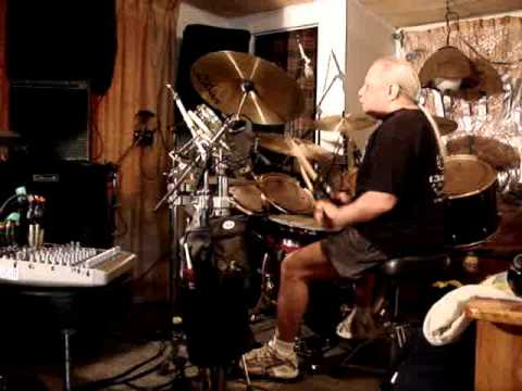 Ray's Drums For 30 Days In The Hole By Humble Pie - YouTube