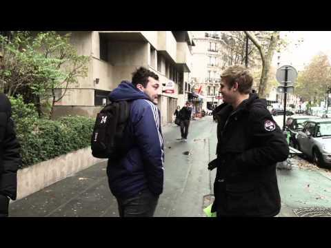 INSIDE STADE FRANCAIS PARIS BY LANCIA : Episode 03 – Une journée avec Jules Plisson
