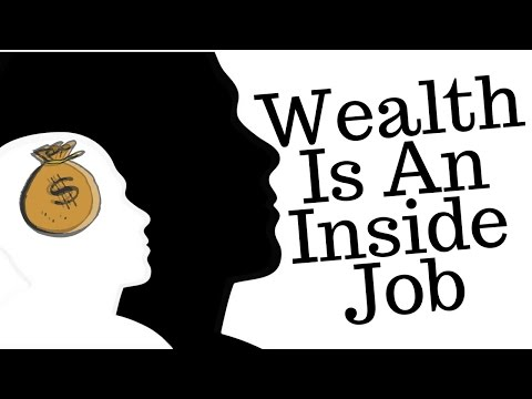 Prosperity is an Inside Job! -By Rev Ike ( Law Of Attraction)