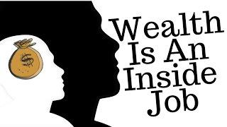 Prosperity is an Inside Job! -By Rev Ike ( Law Of Attraction)