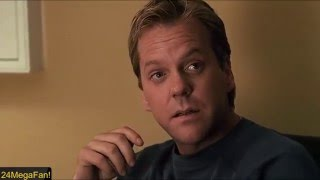 Jack Bauer's first scene in 24 (The Chess Game) - 24 Season 1