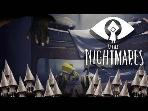 Little Nightmares   Dem Long Arms!   Part 3