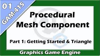 Procedural Meshes Part 1