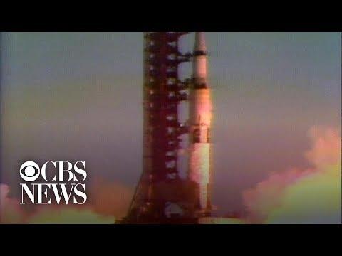 Eric Hunter - 50th Anniversary Of Apollo 11's Blast Off To The Moon