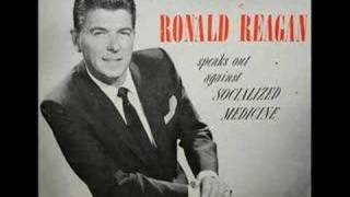 Ronald Reagan on Socialism & Liberalism