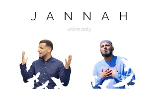 Jannah | Voice Only | Muad ft. Zain Bhikha
