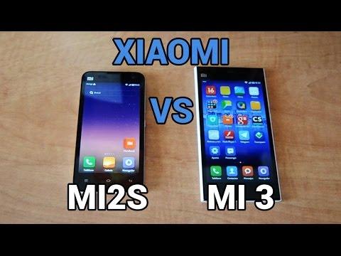 Xiaomi Mi3 vs Xiaomi Mi2S | Comparativa en español