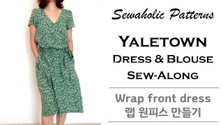 "Sewing ""Yaletown"" by…"