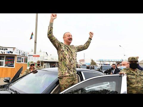 Երևանը մերն է, և մենք անպայման վերադառնալու ենք՝ ամեն ինչ հերթով անելու ենք ․ Ալիև