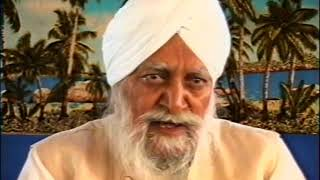 Waheguru Simran at different  spiritual Levels-  ------ Part-3  (Sant Waryam singh ji)