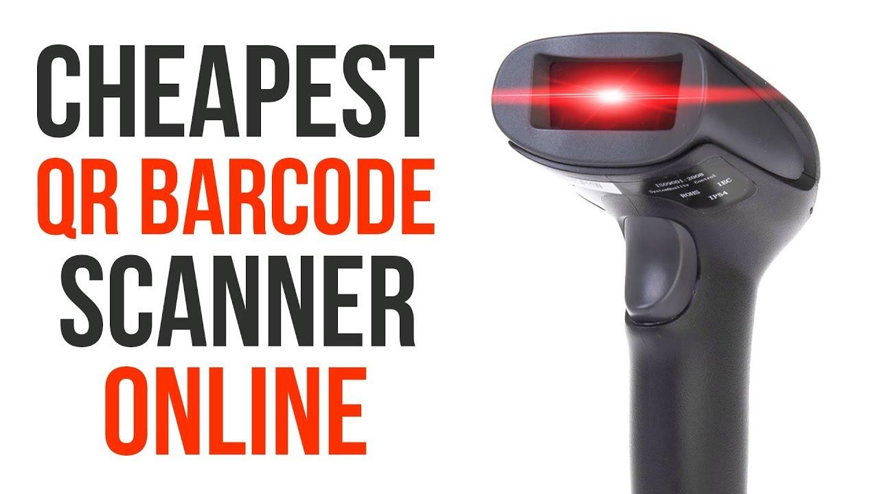 Cheapest qr barcode scanner online