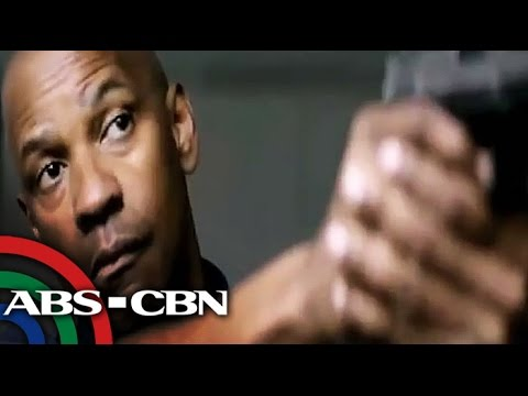 Denzel Washington stars in new action film