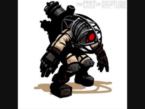 Bioshock 2 Prototype Big Daddy Concept Art Youtube