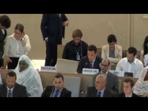 CFI Statement on Religious Restrictions of Women's Rights at 27th UN Human Rights Council - 9/23/14