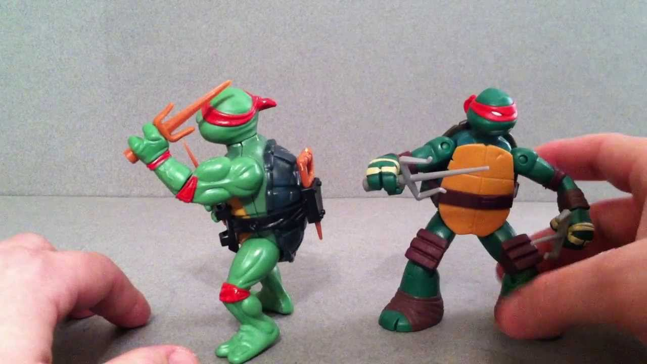 Battle Shell Leonardo And Raphael Tmnt Nickelodeon Teenage Mutant