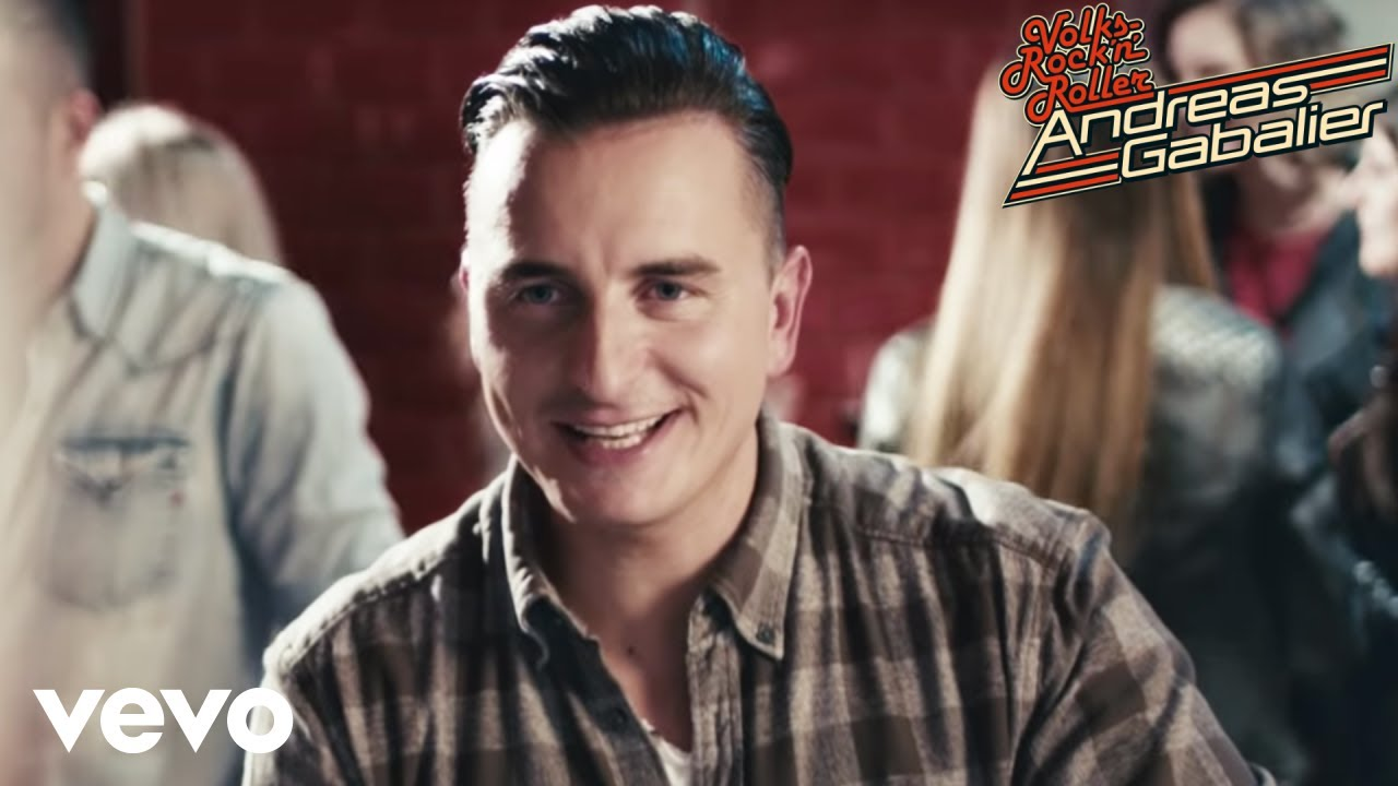 Andreas Gabalier Hallihallo Youtube