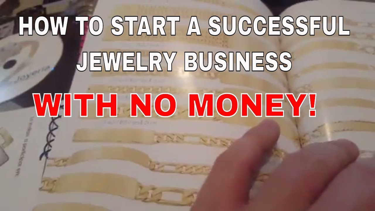 how to start a jewelry business youtube