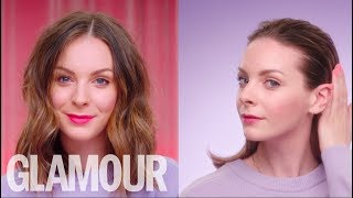Discover the magic of the new Dyson Airwrap Styler with Lottie Winter | GLAMOUR UK & Dyson