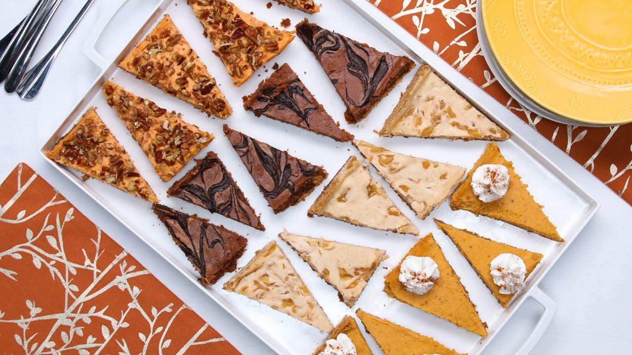 maxresdefault - Holiday Sheet Pan Cheesecake Bars