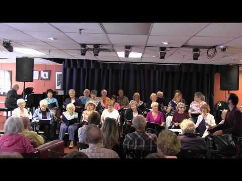 PAL Toronto Choir 1st Public performance uncut 30 min