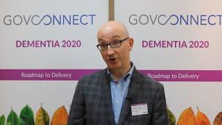 Dementia 2020 - Martin Vernon, NHS England