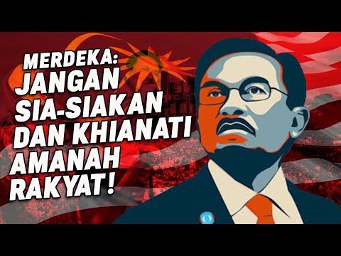 MERDEKA: Jangan Sia-siakan Dan Khianati Amanah Rakyat!